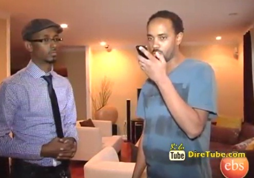 Ethiopian Man Using Siri for Home Automation