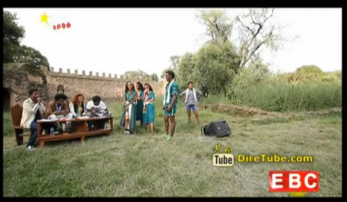Traditional Dance Contestants on Gondar 1st Audition - Group 1