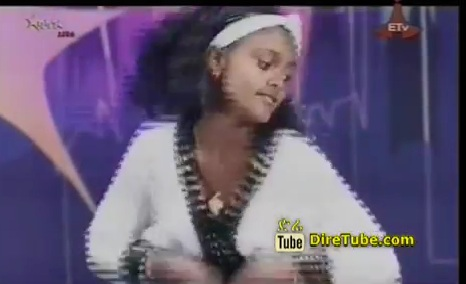 Tigist Solomon Dance Contestant Round 1 Episode 36