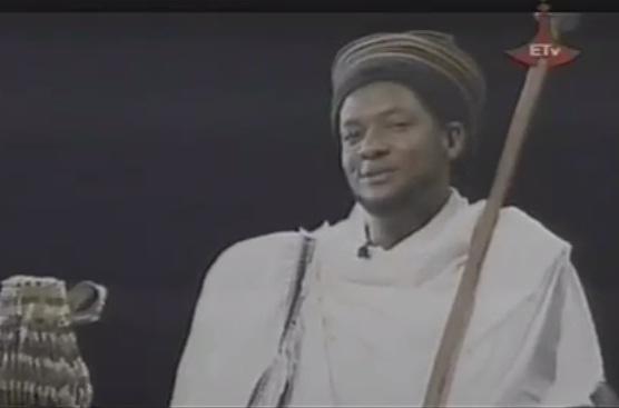 Meet Oromiffa Singer Abush Zeleke