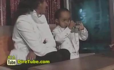 Eliyata Daniel - 3 Years old Amazing Ethiopian Photographer
