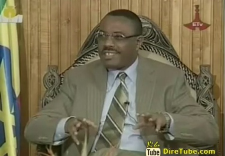 Interview with Ethiopian PM Hailemariam Desalegn Part 1