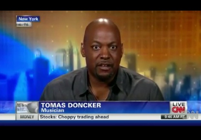 Tomas Doncker Global Soul with Selam Seyoum - CNN on Ethiopian Music