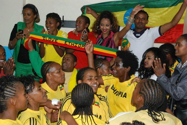 Ethiopian Lucy qualifies for African Women Soccer Championship