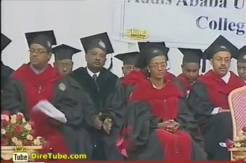 AAU Graduates 99 Medical Doctors
