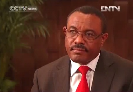 Interview with Deputy Prime Minister Hailemariam Desalegn