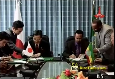 Ethiopia, Japan sign over $5.8m to help farmers increase productivity