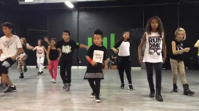 8 yrs old Choreographer: Matt Tayao Amazing Dance Performance