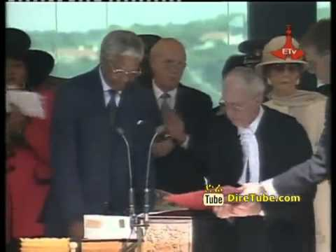 Mandela First News Report of his Death and World Leaders Reaction