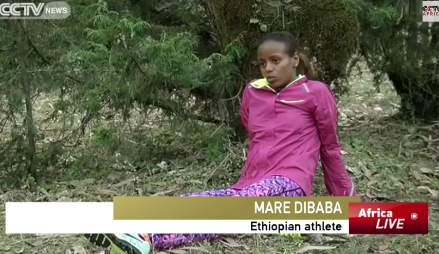 Mare Dibaba Stands to Earn Jeptoo's Gold Accolades