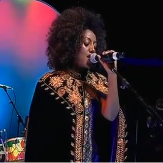 Performing Ethiopia Live