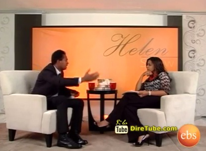 Helen Show - Meet Author Tewodros Fekadu - Part 1