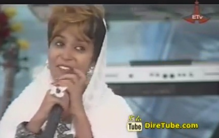 "ETV Special - ""Gena"" Shewit Kebede Meets Artists Selamawit - Part 1"