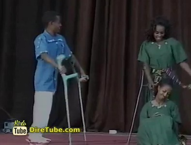 Dance Training for the Disabled in Ethiopia