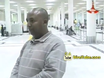 A Fugitive Arrested and Brought back to Ethiopia From Overseas