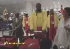 Ethiopian Second Round Olympic Team Arrived - Fikir Reports