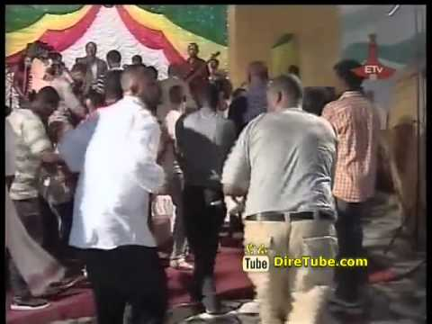 Hailu Fereja - Qasa Qasa Live @Easter Celebration in Dire Dawa