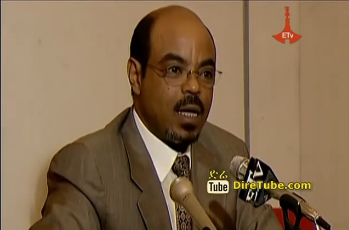 Meles in his own Word - Ethiopian History