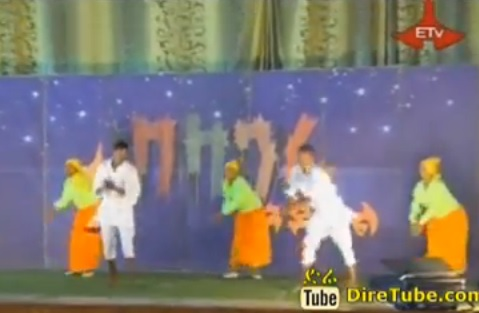 Yegna Traditional Dance Crew from Jijiga