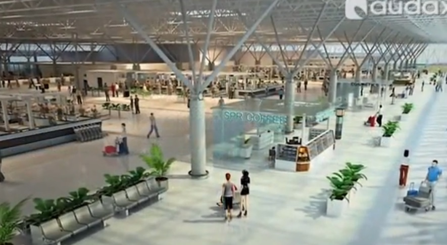 Addis Ababa Bole International Airport Mega Expansion