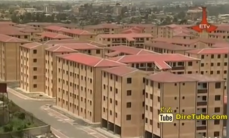 Addis Ababa Housing Program Progress