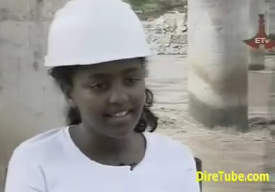 Ethiopian News - Hanna Raised thousands of dollars for Abay Dam & Day 500 Report