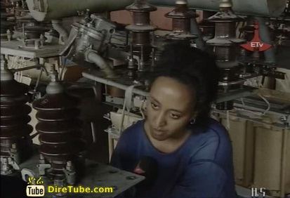 Metal Engineering Corporation Fabricating Electric Power Transformer in Ethiopia