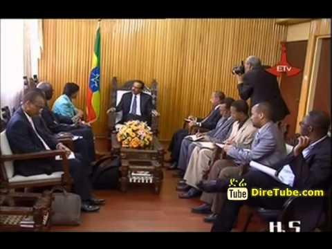 The Latest Amharic News May 01, 2014
