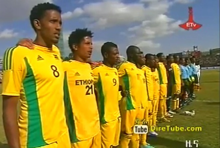 Ethiopia defeats Niger 1-0 in a friendly Match