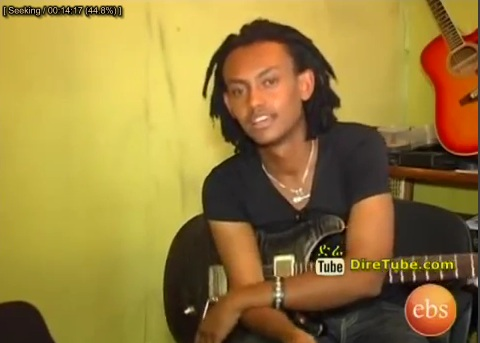 Art Talk - Interview with Micheal Hailu Lead Gitarist and Music Producer Part 1