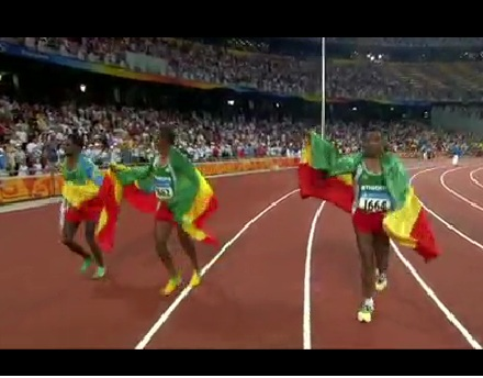 Athletics - Men's 10000M - Beijing 2008 Summer Olympic Games