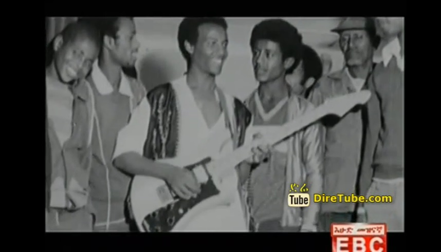 Kennedy Mengesha [Ethiopian Oldies]