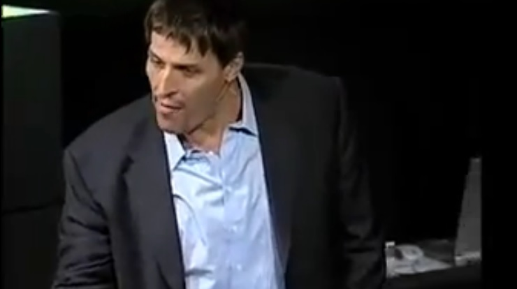 Tony Robbins: Why we do what we do - TED Talks