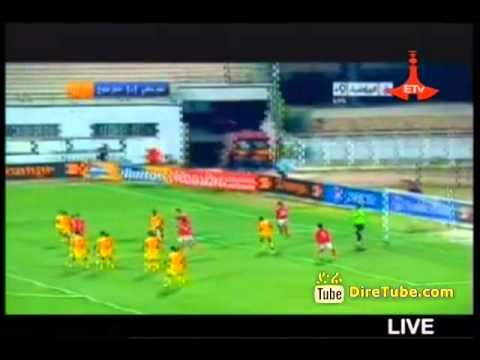 Ethiopian Sport - Highlight on St. Georgie Match with Tunisia