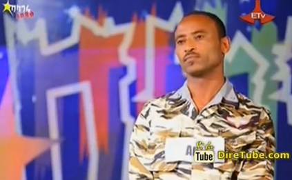 Fasil Bekele Vocal Contestant - 3rd Audition - Addis Ababa
