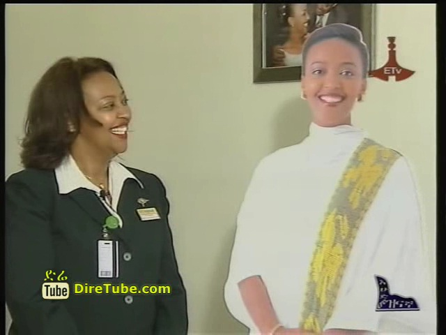 Meet the known Smile Icon of Ethiopian Airlines - ፍልፍል ሙሉጌታ