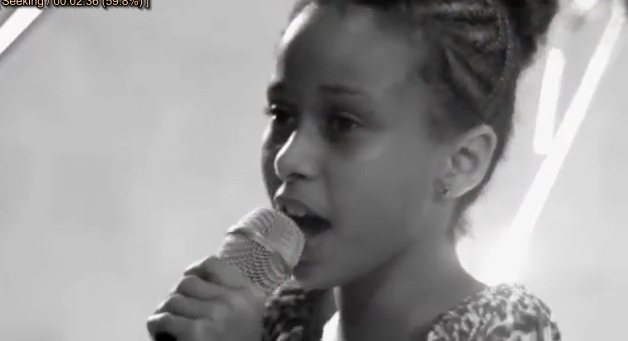 The Prayer - by Ethiopian little girl
