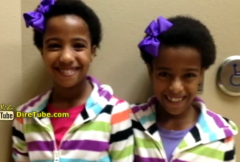 Surgery could allow Ethiopian twin sisters to hear for the first time