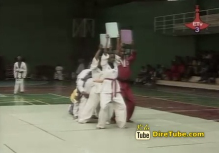 Ethio-Martial Art Show