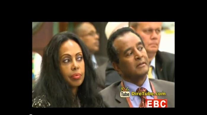 Ethiopia and UAE Business Forum in Dubai EBC News October 2,2014
