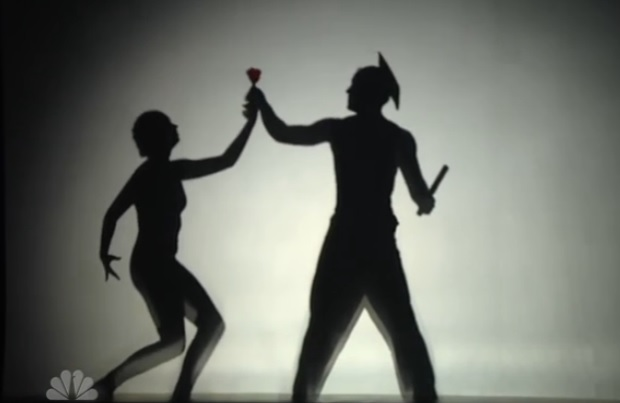 Amazing Shadow Art - America's Got Talent: Silhouettes - Final's Performance