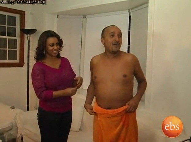 Funny Holiday Special Interview with Ethiopian Artists in USA - Part 1