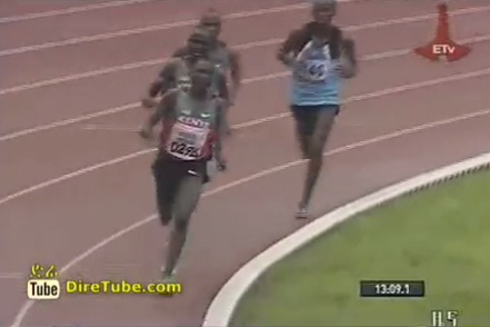 Ethiopian Sport - Ethiopia Finalize the 18 African Athletics Champion with 3 Medals