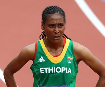 Sofia Assefa gets Bronze Medal for Ethiopia in 3000m Steeplechase Final