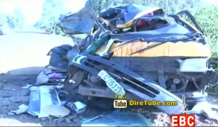 Horrific Crash that Killed 7 People & 11 Injured