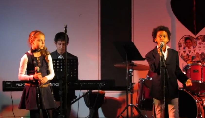 Amazing Talent - Amanuael Visser & Carla Speziale - Hallelujah