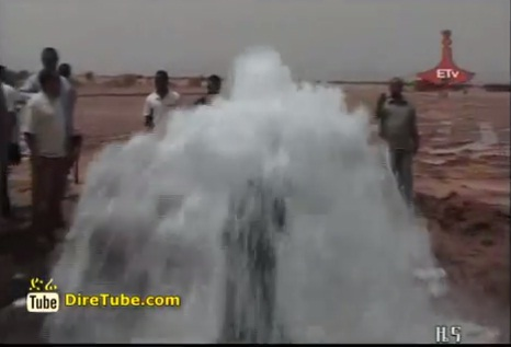 Water Sanitation Program in Somalia, Afar and other regions