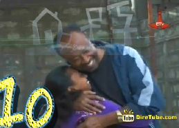 Ethiopian Comedy Series ETV - Episode 10