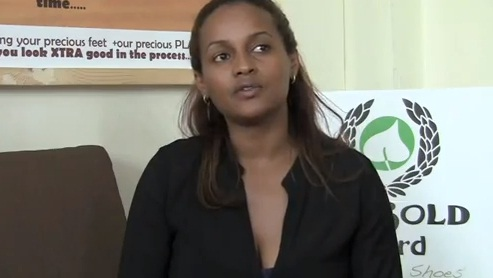Sole Rebel, Bethlehem Alemu Owner of the Fastest Growing Brand in Africa
