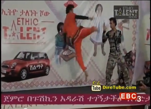 Ethio Talent - The Latest Episode of Ethio Talent Show Nov. 1, 2014